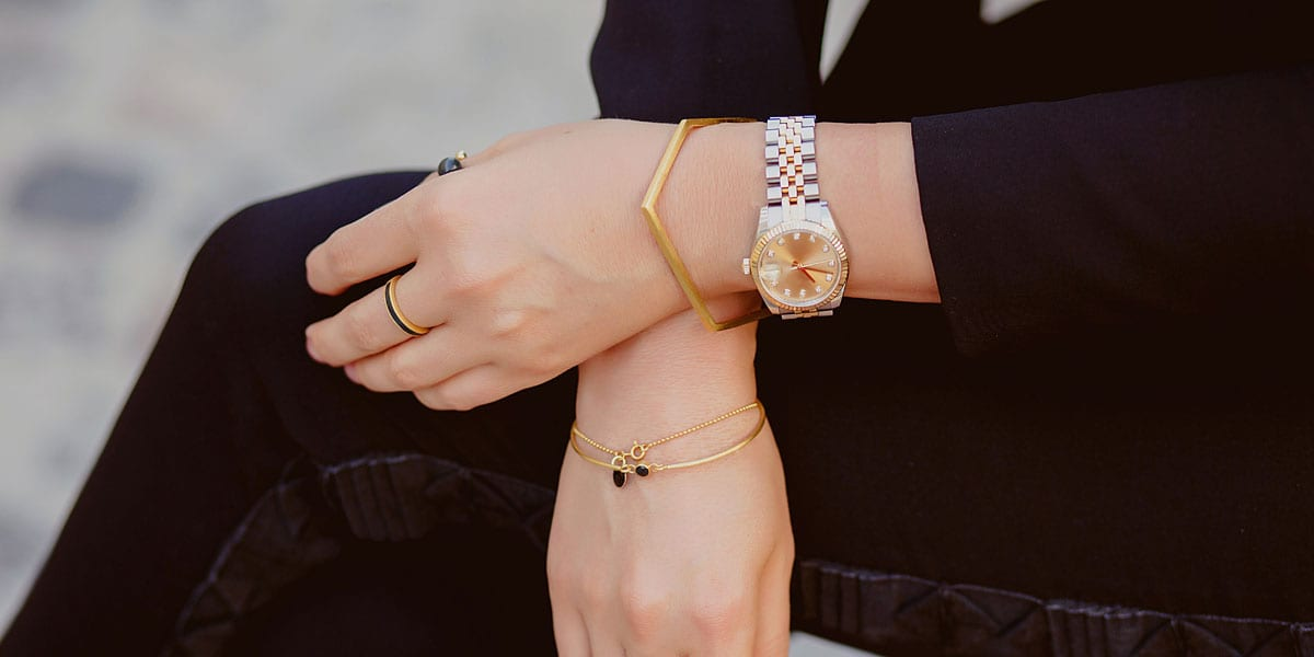 Ladies Watches and Jewelry