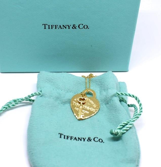 Return To Tiffany Necklace Main Street Jewelry
